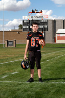 Zillah Leopards Football Team and Individual Photos